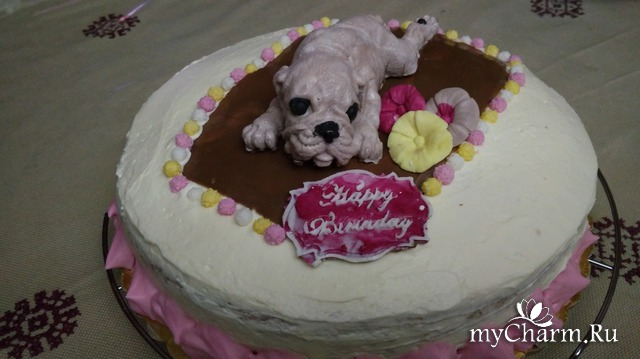 Тортик для свекрови