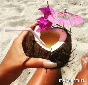 Для любительниц ароматного кокоса!