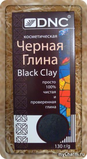 Многофункциональная Черная глина DNC для красоты кожи тела и лица