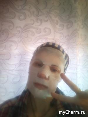 Селфи в масках. Забег 4. toha336 Пятница