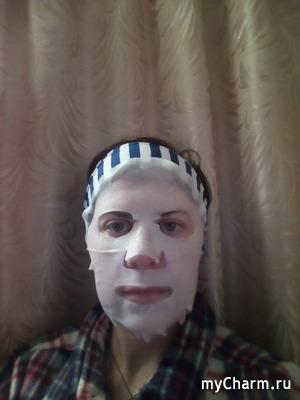 Селфи в масках. Забег 4. toha336 Вторник