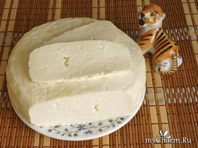 Имеритинский сыр