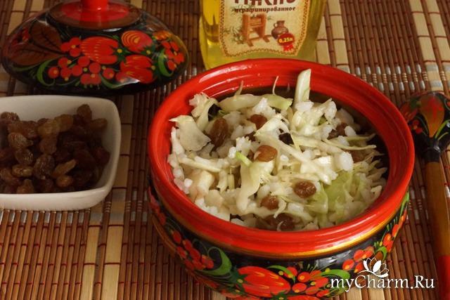 рецепты из капусты