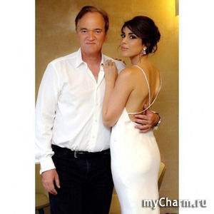 Квентин Тарантино наконец-то женился