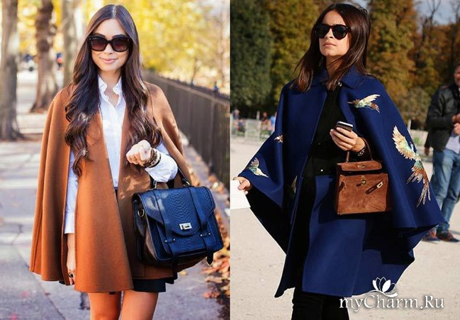 Что можно одеть осенью кроме пальто?