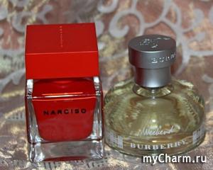 Мои парфюмерные обновки