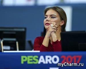Алина Кабаева защитила диссертацию