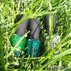 Тестирование зеленых красавцев от бренда Masura