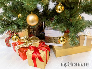 Ёлки, шарики, подарки...