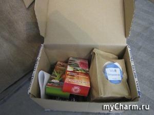 Моя посылка от ВеЕко, товары для здоровья и красоты.