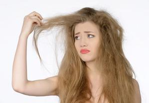 Если вы испортили волосы...
