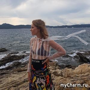 Ксения Собчак опять беременна