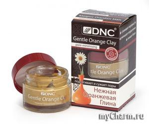 DNC / Маска для лица Нежная Оранжевая Глина Gentle Orange Clay