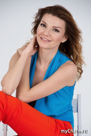 """Виктория Черенцова: """"Секрет красоты - в улыбке!"""""""