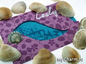 Плиточка от бренда Lesly прибыла
