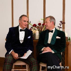 В британской королевской семье отпраздновали первую гей-свадьбу