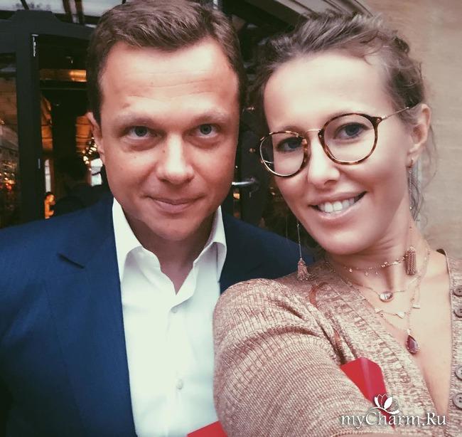 Максим Виторган ревнует Ксению Собчак
