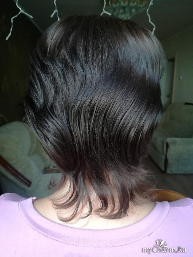 Marihka. Мой осенний марафон. Отращиваю волосы.