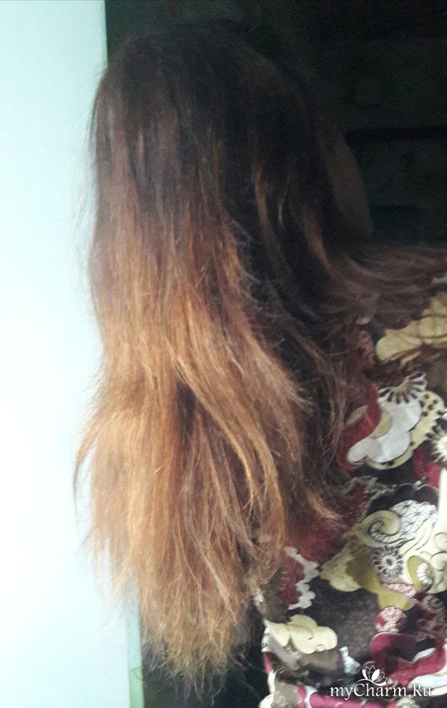 Весеннее преображение моих волос.Egorinama об уходе за волосами. ИТОГИ