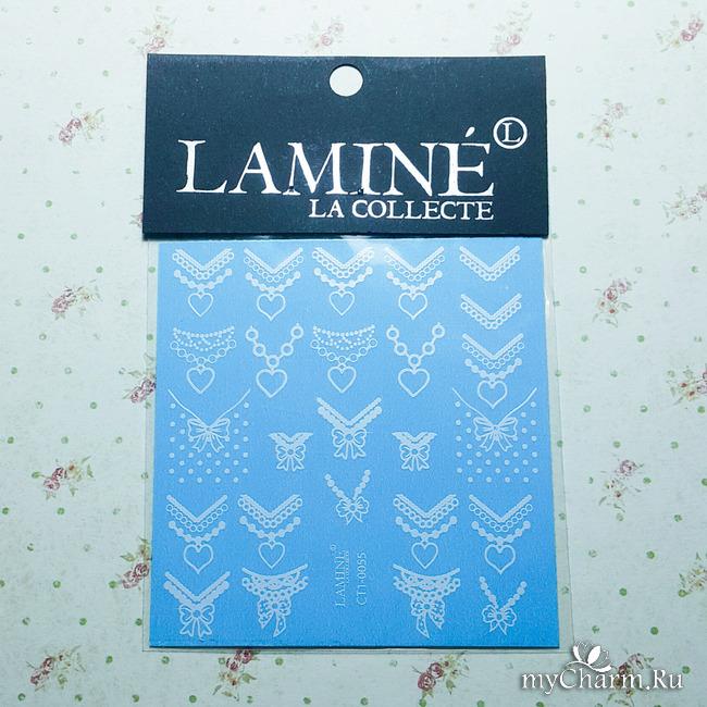 слайдеры Lamine La Collecte