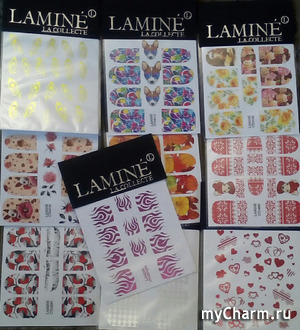 Получен приз от LAMINE la collecte