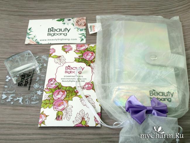 Обновочки из магазина Beautybigbang