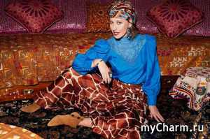 Ксения Собчак нашла «своих» среди жирафов