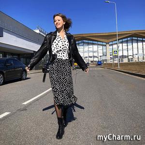 Ксения Собчак рассказала, как ей удается все успевать