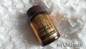 Омега-3 для здоровья всего организма.