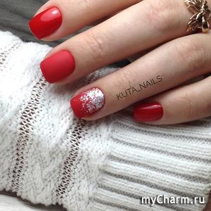 Квест : Быстрые дизайны ногтей с гель-лаком.