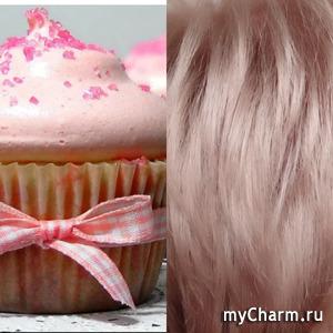 Бежево-розовый блонд : формула окрашивания в граммах