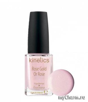 Kinetics / Укрепитель для ногтей Rose Gold Hardener