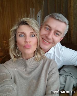 Екатерина Архарова стала мамой