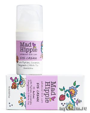 День косметического крема на MyCharm 18 августа. Крем для век Mad Hippie.