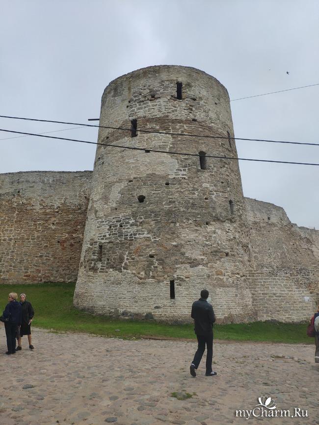 Вспоминая отпуск :) Изборская крепость и Словенские ключи