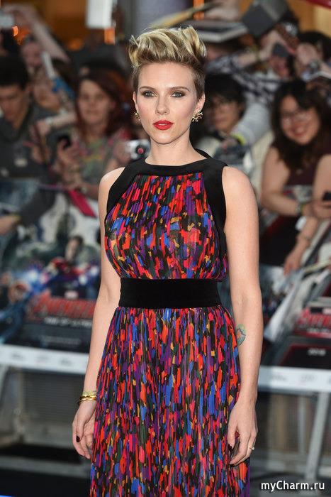 В списке самых высокооплачиваемых актрис мира на первом месте оказалась Скарлетт Йоханссон