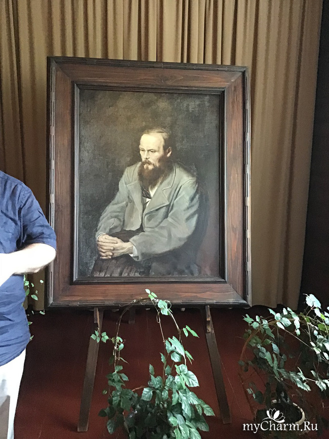 Вспоминая отпуск :) Музей Ф. М. Достоевского в Старой Руссе