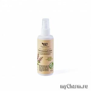 OrganicZone / Несмываемый спрей для стимулирования роста и укрепления волос
