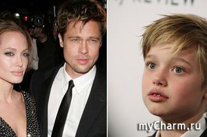 Дочка Анджелины Джоли официально стала Джоном