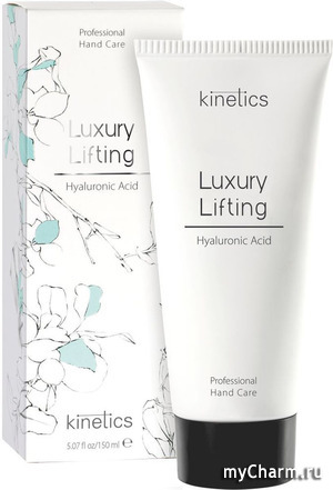 Kinetics / Крем для рук Luxury Lifting