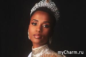 В конкурсе «Мисс Вселенная» победила участница из ЮАР