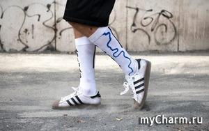 Бренд Adidas представил прозрачные кроссовки