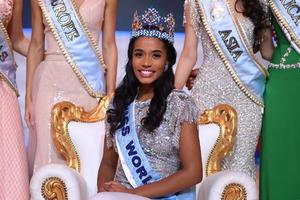 Титул «Мисс мира» завоевала конкурсантка с Ямайки