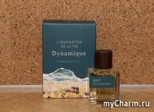 Парфюмерная вода Dynamique – для легких на подъем и готовых к переменам