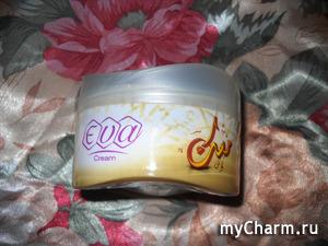 На удивление приятный, душистый и эффективный крем от Eva!