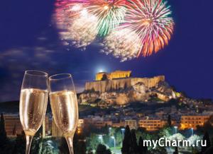 Новогодний Сюрприз из солнечной Греции