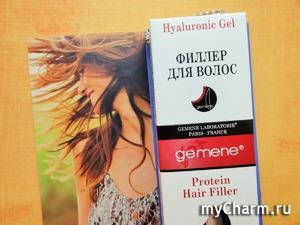 Обновленный филлер для волос от DNC
