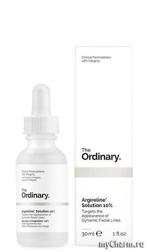 The Ordinary / Сыворотка Argireline solution 10%