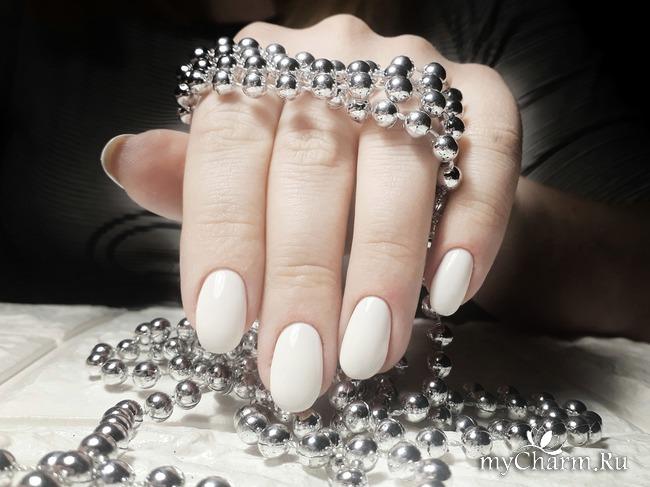 Ногти принцессы с чудесными ше-лаками от Alvin d'or