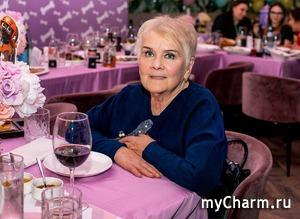 Ксения Бородина поделилась фотографией своей стильной бабушки